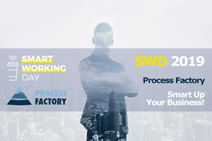 PROCESS FACTORY ALLO SMART WORKING DAY 2019